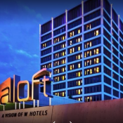 aLoft Tulsa -  Downtown