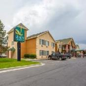 Quality Inn & Suites SLC Airport W